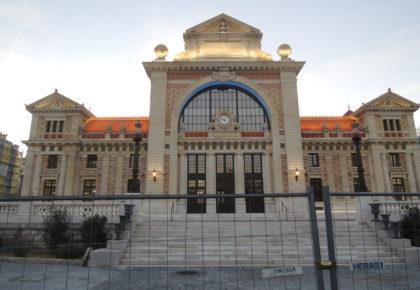 La gare des Chemins de fer de Provence rénovée