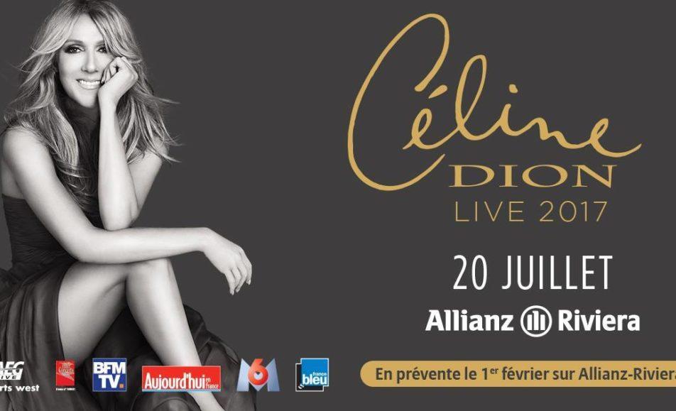 Céline Dion – Live 2017