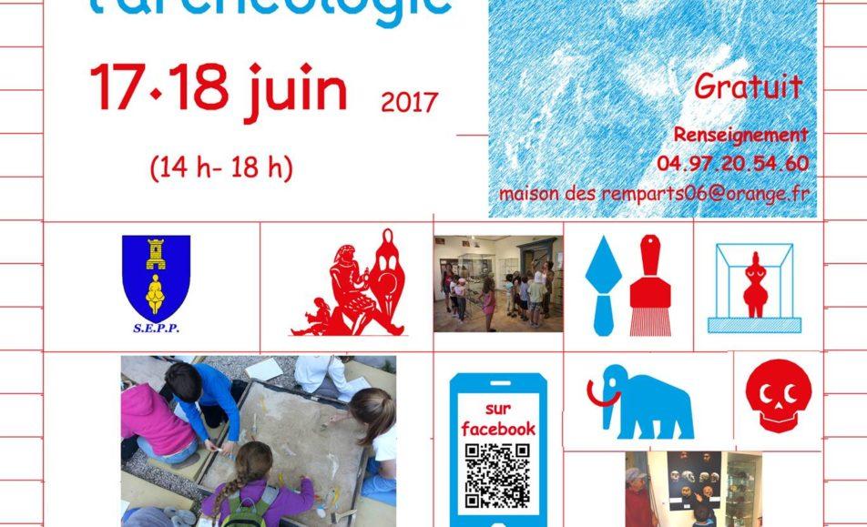Journées Nationales d'Archéologie