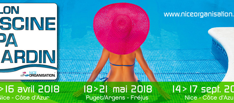 Salon Piscine Spa ​& ​Jardin – Edition Printemps
