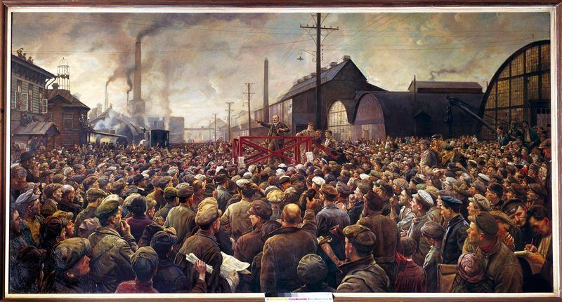Le Temps des Guerres et des Révolutions Russes
